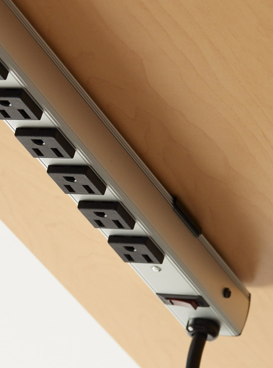 power strip features